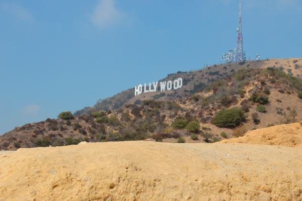 Hollyridge Trail to the Hollywood Sign