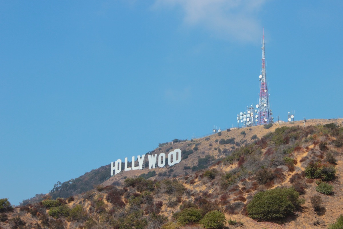Hollywood Sign Hikes